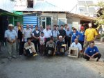 Solar collector workshop in Kyrgyzstan